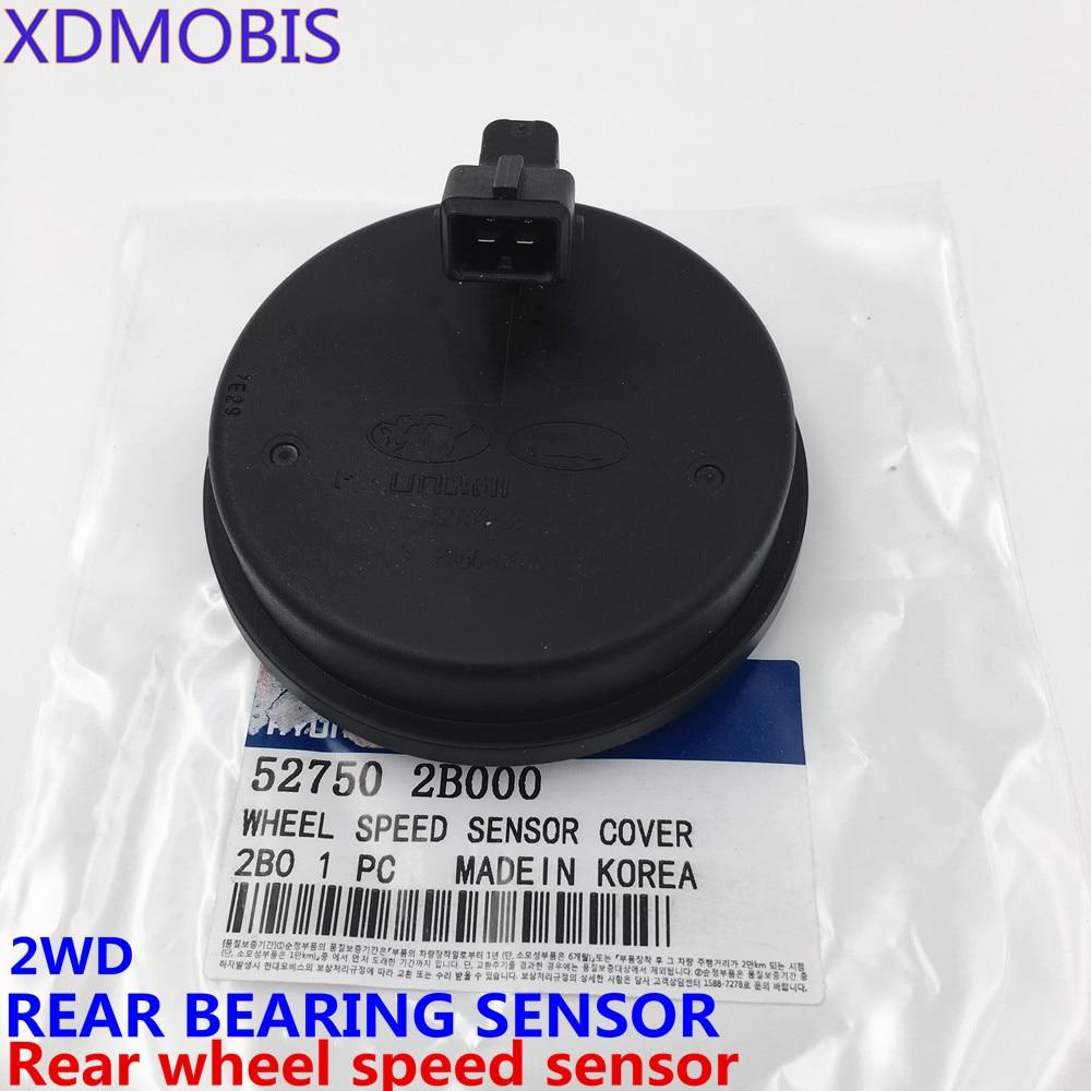 [해외]For HYUNDAI SANTA FE 2006-2016 FOR KIA SORENTO 08-12 ABS sensor Rear wheel sensor Wheel speed sensor cover OEM 527512B100 52750/For HYUNDAI SANTA