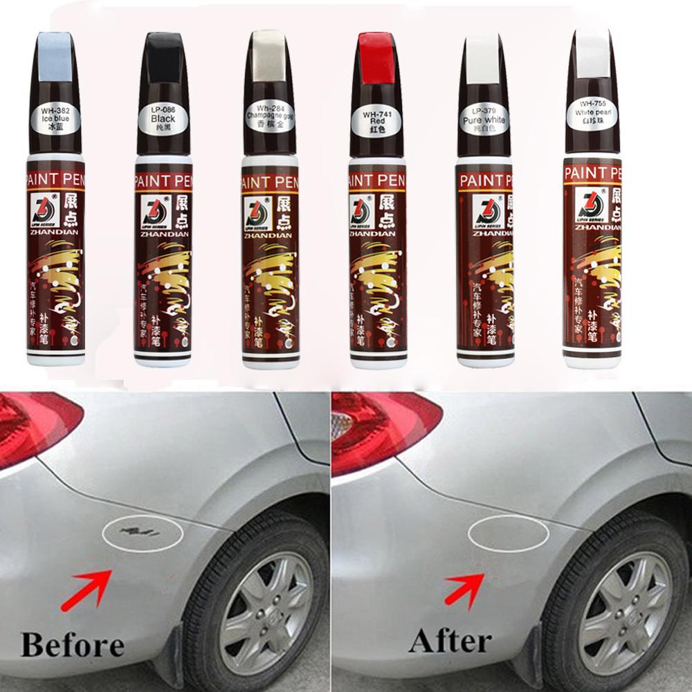 [해외]자동차 스타일링 자동차 액세서리 자동차 자동차 코팅 페인트 펜 스크래치 지우기 복구 터치 만능 자동차에 대한 도구 그림 펜 제거/Car-Styling Car Accessories  Auto Car Coat Paint Pen Touch Up Scratch Clea