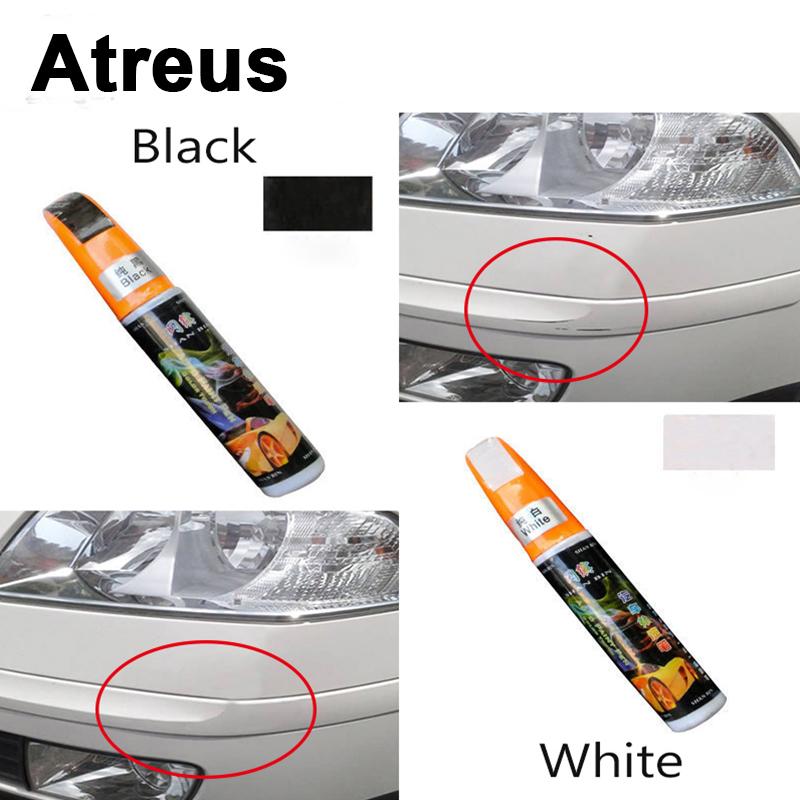 [해외]Atreus 1pcs 차체 페인트 흠집 페인트 수리 펜 도구 BMW e46 e39 e36 Audi a4 b6 a3 a6 c5 르노 살포기 Lada granta/Atreus 1pc Car Body Paint Scratches Paint Repair Pen Tool