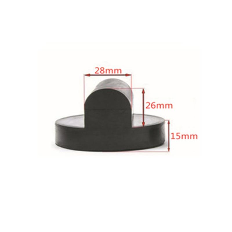 [해외]검은 자동차 고무 잭 패드 도구 BMW 들어 패드 어댑터를 들어 올리는 리프트 고무 패드 자동차 잭 어댑터 보호대 자동차 스타일링/Black Car Rubber Jack Pads Tool Jacking Pad Adapter For BMW Lifting lift
