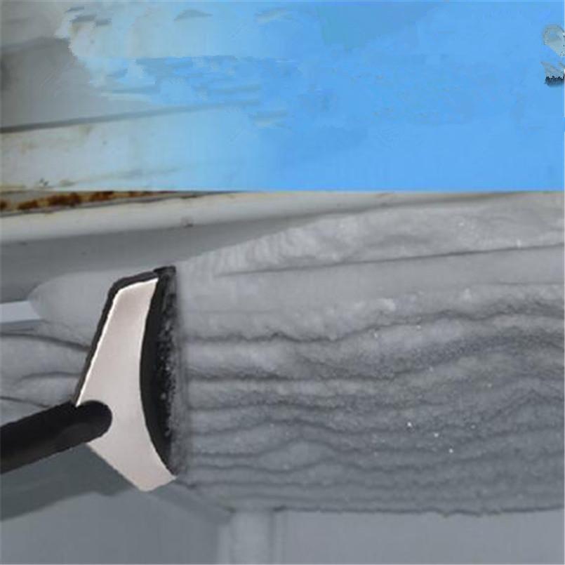 [해외]Car-styling Snow Shovel 얼음 제거 도구 케이스 Skoda 용 Octavia Yeti Fabia Rapid Superb Roomster Combi KODIAQ/Car-styling Snow Shovel Ice Removal Tool case F