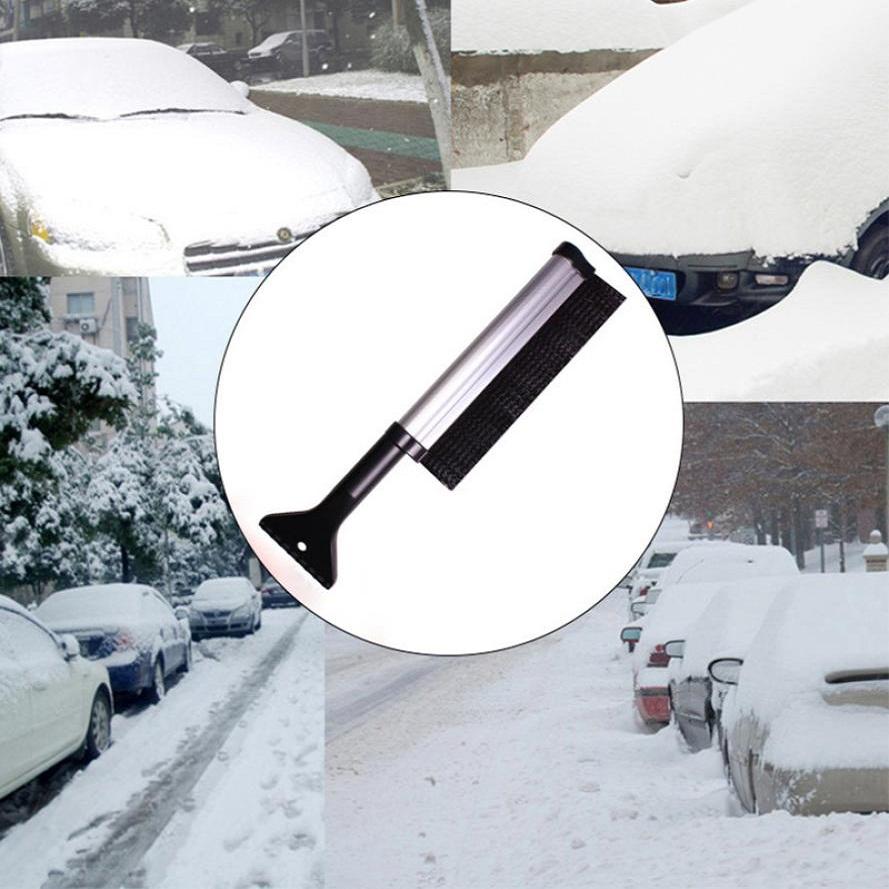 [해외]CARPRIE 자동차 스노우 아이스 스 크레이 퍼 차량 튼튼한 ABS 알루미늄 빗자루 스노우 브러쉬 삽 브러쉬 겨울 2 월 5/CARPRIE Car Snow Ice Scraper Vehicle Durable ABS Aluminum  Broom Snowbrush