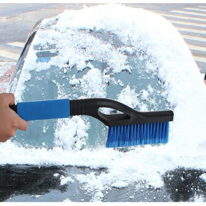 [해외]shunwei 자동차 눈 얼음 긁는 도구 SnowBroom 차량 눈 쌓기 삽 2/4 겨울을새로운 제거 브러시/shunwei Car Snow Ice Scraper SnowBroom Vehicle  Snowbrush Shovel Brand New Removal Br