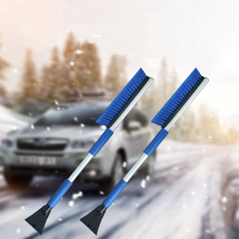 [해외]얼음 긁는 도구 자동차 다기능 스노우 셔블 벨트 에바 코튼 롱 아이스 삽 브러시 자동차 용품 자동차 스타일링/Ice Scraper Automobile Multifunctional Snow Shovel Belt EVA Cotton Long Ice Shovel Ro
