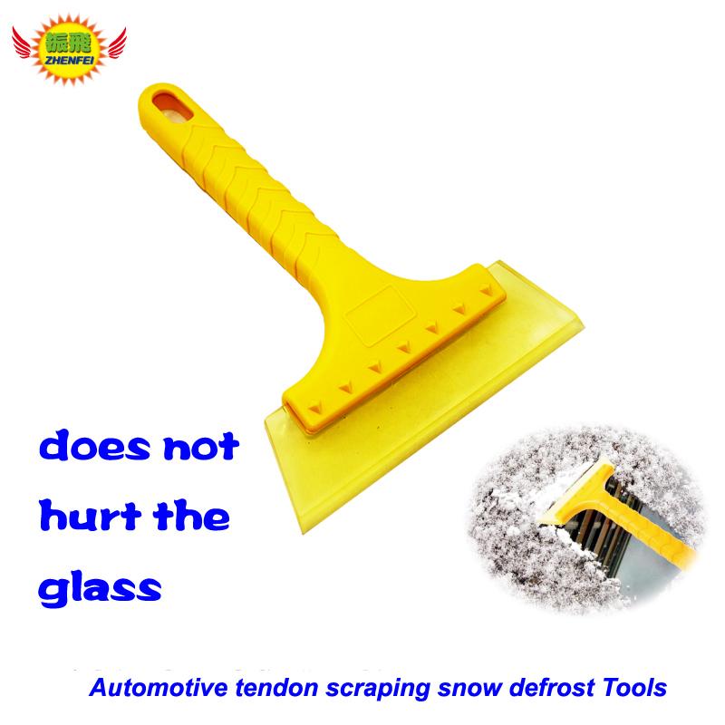 [해외]자동차 액세서리 겨울 제거 제설 서리 긁는 도구 자동차 스타일링/Car accessories Winter handle snow removal frost scraper car-styling
