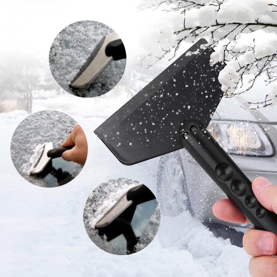 [해외]미니 자동차 차량 눈 삽 아이스 긁는 도구 제거 도구 스노우 스크래퍼 자동차 스타일링/Mini Car Vehicle Snow Shovel Ice Scraper Removal Cleaning Tool Snow Scraper Car Styling