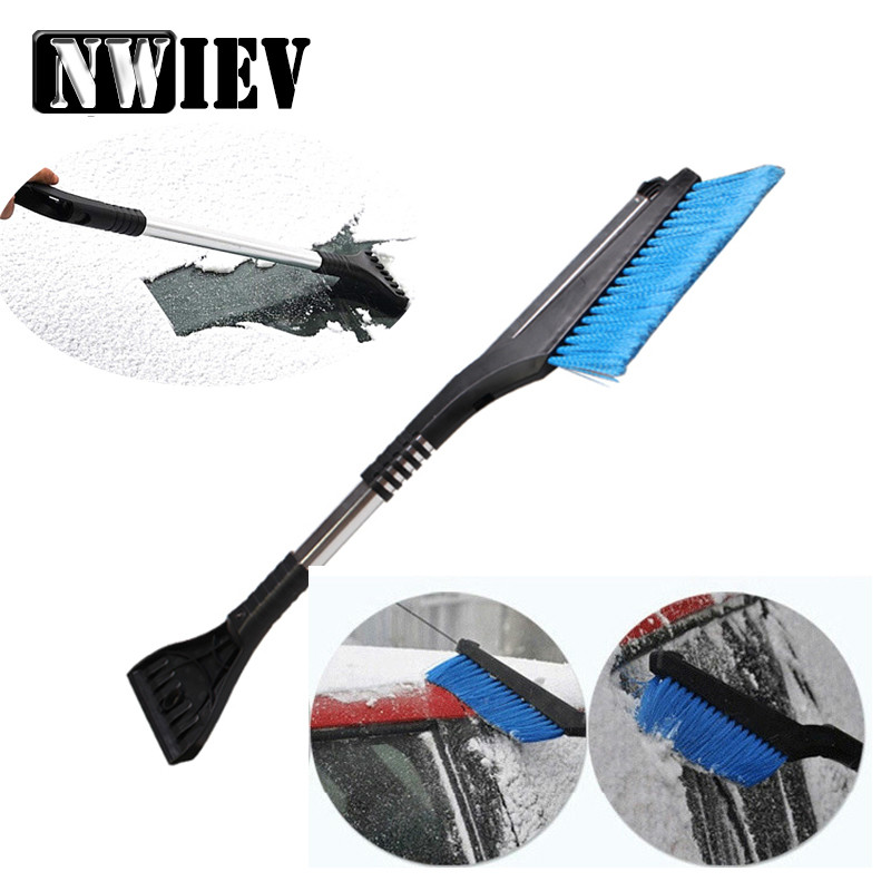[해외]NWIEV Chevrolet Cruze Saab VW Passat Toyota Corolla RAV4 용 다기능 접이식 얼음 삽 스노우 브러시 청소 도구/NWIEV Multi-functional retractable ice shovel snow brush cle