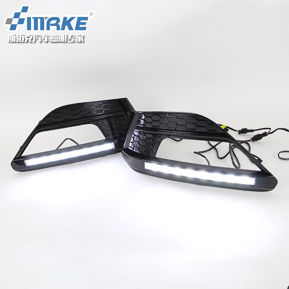 [해외]MG6 MG 6 2013dimmer 기능 최고 품질 빠른 배송을 위해 빛을 실행 DRL 주간을 주도/New arrival led drl daytime running light for MG6 MG 6 2013dimmer function top quality fas