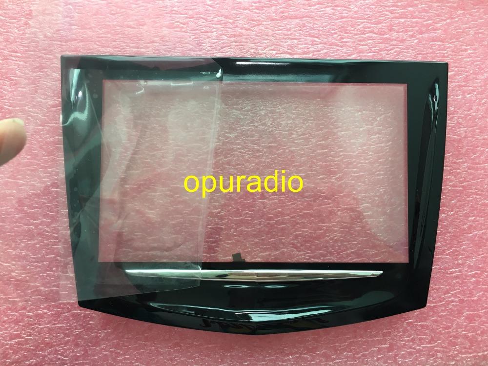 [해외]100 % 새로운 OEM 공장 터치 스크린 캐딜락 큐 터치 디스플레이 디지타이저에 대 한 사용 자동차 DVD GPS Nav 10pcs / lot 에서 만든/100%Brand new OEM Factory touch screen use for Cadillac CUE