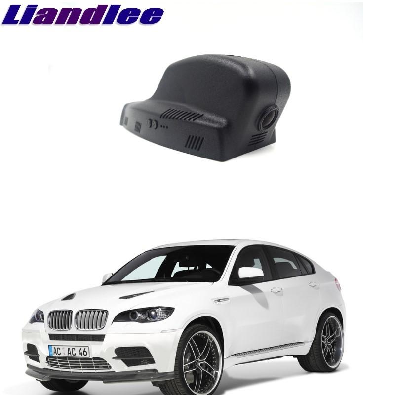 [해외]Liandlee BMW X6 E71에 대 한 20082012 자동차 블랙 박스 WiFi DVR 대시 카메라 운전 비디오 레코더/Liandlee For BMW X6 E71 20082012 Car Black Box WiFi DVR Dash Camera Driving