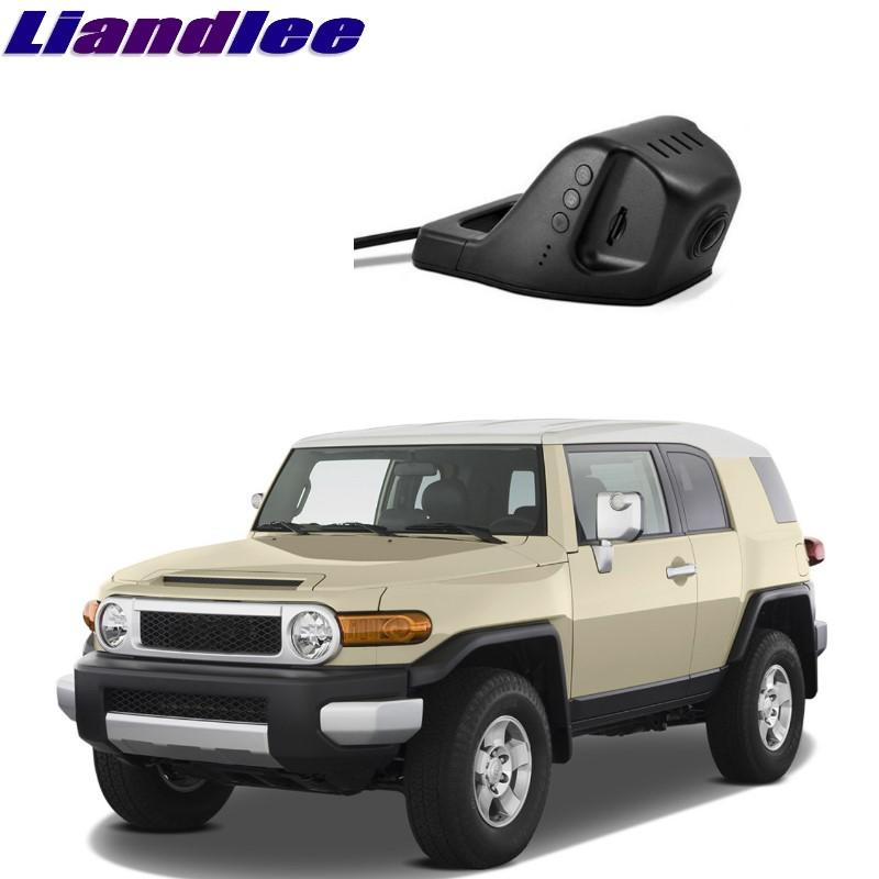 [해외]리안 리 도요타 FJ 크루저 20062017 자동차 블랙 박스 WiFi를 DVR 대시 카메라 운전 비디오 레코더/Liandlee For Toyota FJ Cruiser 20062017 Car Black Box WiFi DVR Dash Camera Driving
