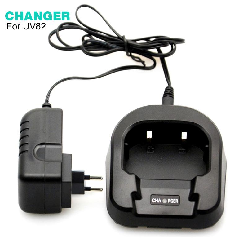 [해외]워키 토키 액세서리 BF에 대 한 - UV8D UV82 충전기 인터 콤 보물 피크 전원 플러그 자료/Walkie Talkie Accessories For BF - UV8D UV82 Charger Intercom Treasure Peak Power Plug Bas