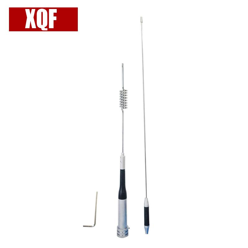 [해외]XQF UV 듀얼 밴드 144Mhz 430Mhz 모바일 라디오 안테나 다이아몬드 안테나 SG-M507 워키 토키 카 라디오 용 고 이득 안테나/XQF UV dual band 144Mhz 430Mhz mobile radio antenna Diamond antenn