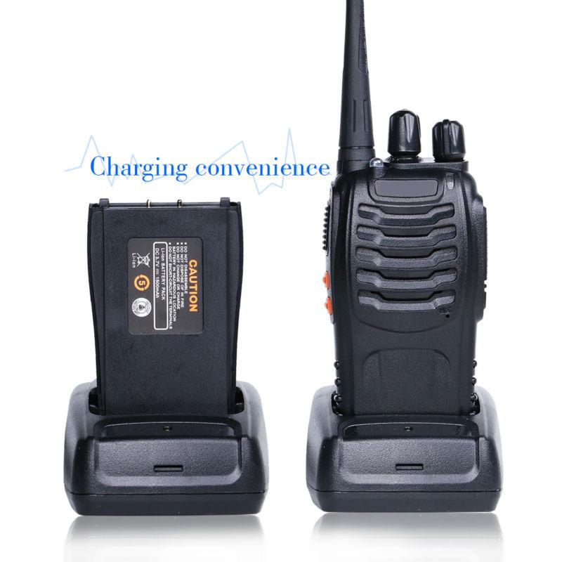 [해외]?BF-888S 워키 토키 양방향 라디오 16CH 5W UHF 400-470MHz 휴대용 핸드 헬드 라디오 인터컴/ BF-888S Walkie Talkie 2 way Radio 16CH 5W UHF 400-470MHz Portable Handheld Radio