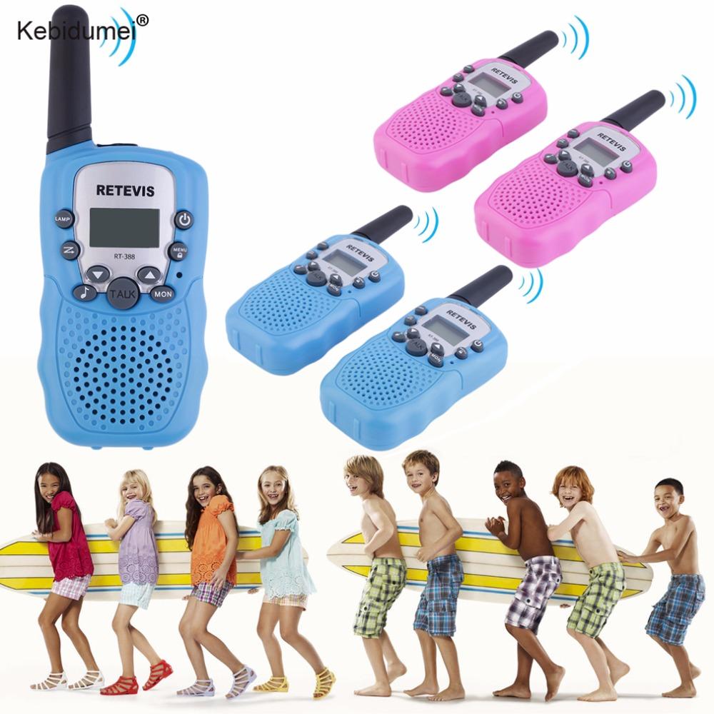 [해외]kebidumei MOBILE 라디오 2x-RT-388 워키 토키 -0.5W 22CH 양방향 라디오 어린이전자 휴대용/kebidumei MObile Radio 2x-RT-388 Walkie Talkie-0.5W 22CH Two-Way-Radio-For-Kids-