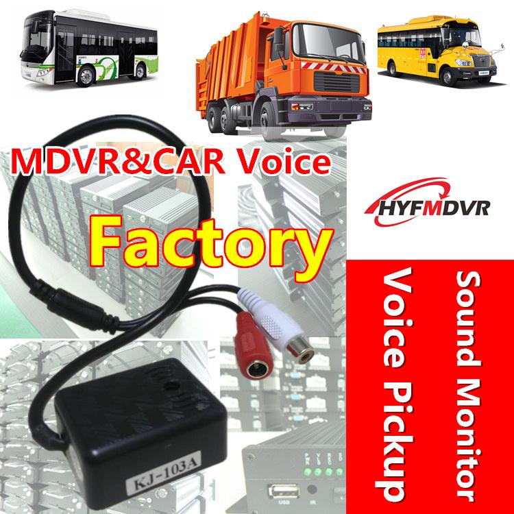 [해외]저소음 고 충실도 픽업 차량 블랙 리스너 온보드 장비 모니터링 공장 직접 판매/Low noise high fidelity pickup vehicle black listeners on-board equipment monitoring factory direct sa