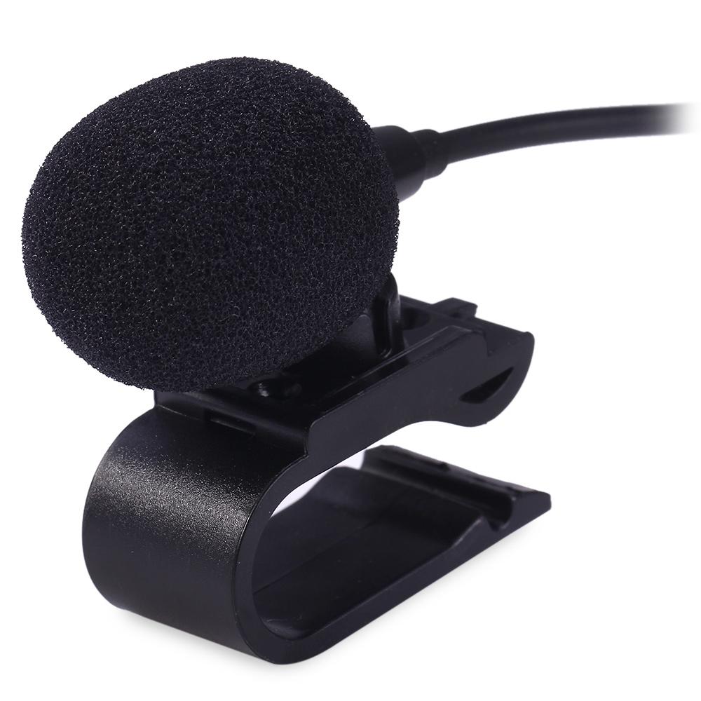 [해외]Zeepin 자동차 오디오 마이크 3.5mm 잭 플러그 마이크 스테레오 미니 유선 외부 마이크 자동 DVD를 라디오 3m 긴 전문가를위한/Zeepin Car Audio Microphone 3.5mm Jack Plug Mic Stereo Mini Wired Ext