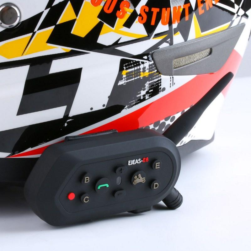 [해외]1300M 헬멧 인터폰 2pcs 오토바이 인터폰 블루투스 모토 헬멧 인터폰 인터폰 하이파이 스테레오 헤드셋 무 전기/1300M Helmet Intercom 2pcs motorcycle interphone bluetooth moto helmet intercom i