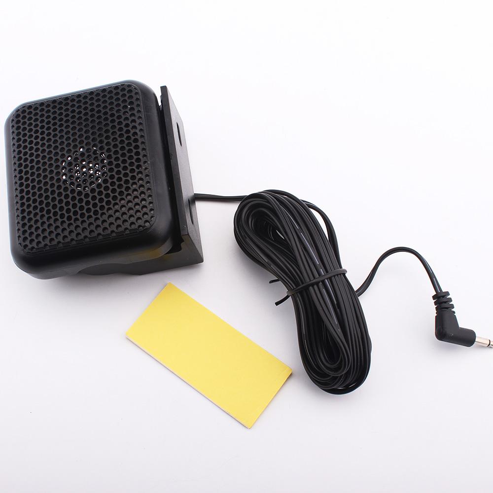 [해외]온보드 라디오 스테이션 미니 자동차 라디오 스피커 P600 스피커 무전기 발성 Exernal 스피커 인터콤 트랜시버 자동차 Talkie Amplifie/Onboard Radio Station Mini Car Radio Speaker P600 Speaker Wal