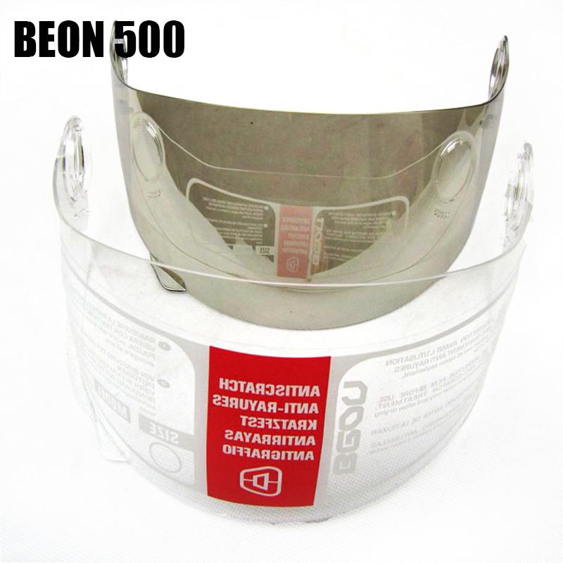 <span style=''>[해외]바이저를BEON 500 포 시안 풀 페이스 클래식 오토바이 카트 헬멧 MTB ATV..</span>