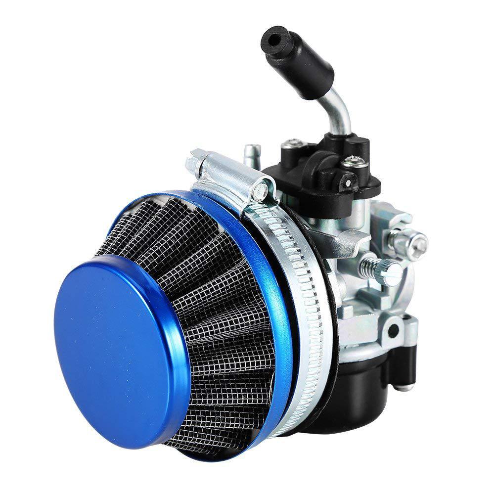 [해외]Carburetor Racing Carburetor 에어 필터 49cc-80cc 2 행정 자전거 Motorized Bike Kit 고강도 재질 r24/Carburetor Racing Carburetor Air Filter 49cc-80cc 2 stroke Bic