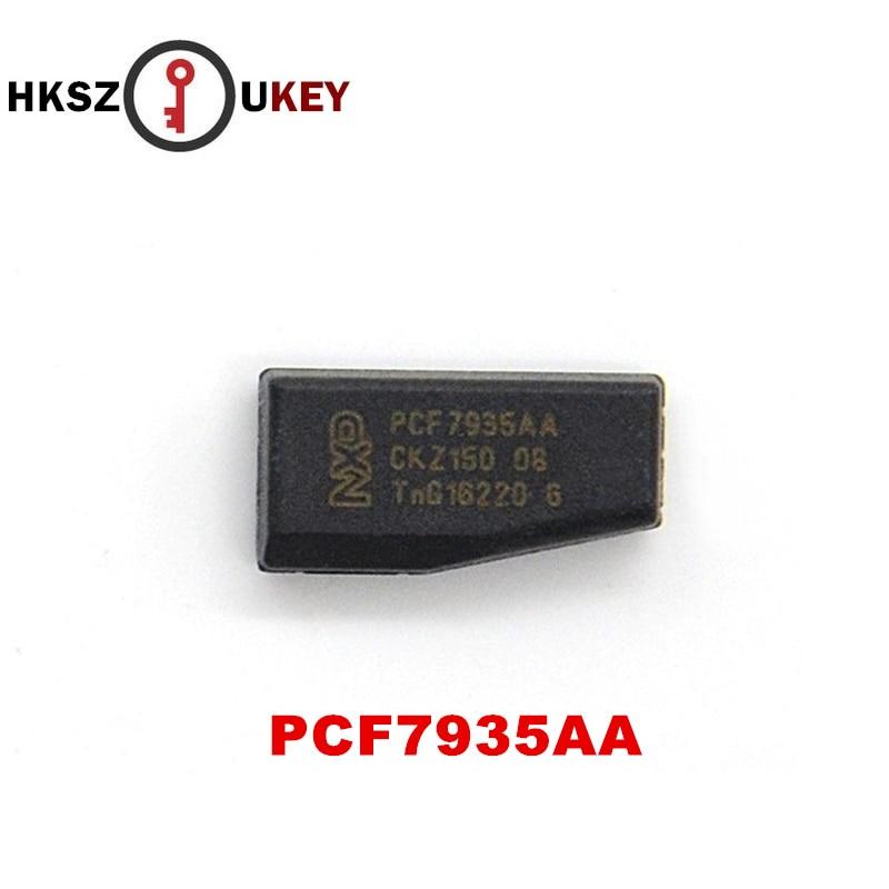 [해외]HKSZUKEY 1PCS PCF7935AS PCF7935 replace by PCF7935AA ID44 Car keyTransponder chips NEW 100% Original/HKSZUKEY 1PCS PCF7935AS PCF7935 replace by PC
