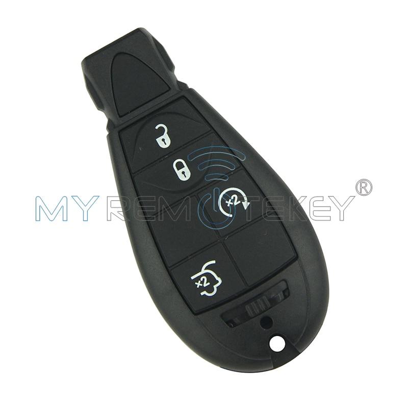[해외]Remtekey 5 Journey,Grand Cherokee,Voyage Fobik remote key 434 Mhz 4button P/N:05026336AC for Chrysler Jeep Dodge car key/Remtekey 5 Journey,Grand