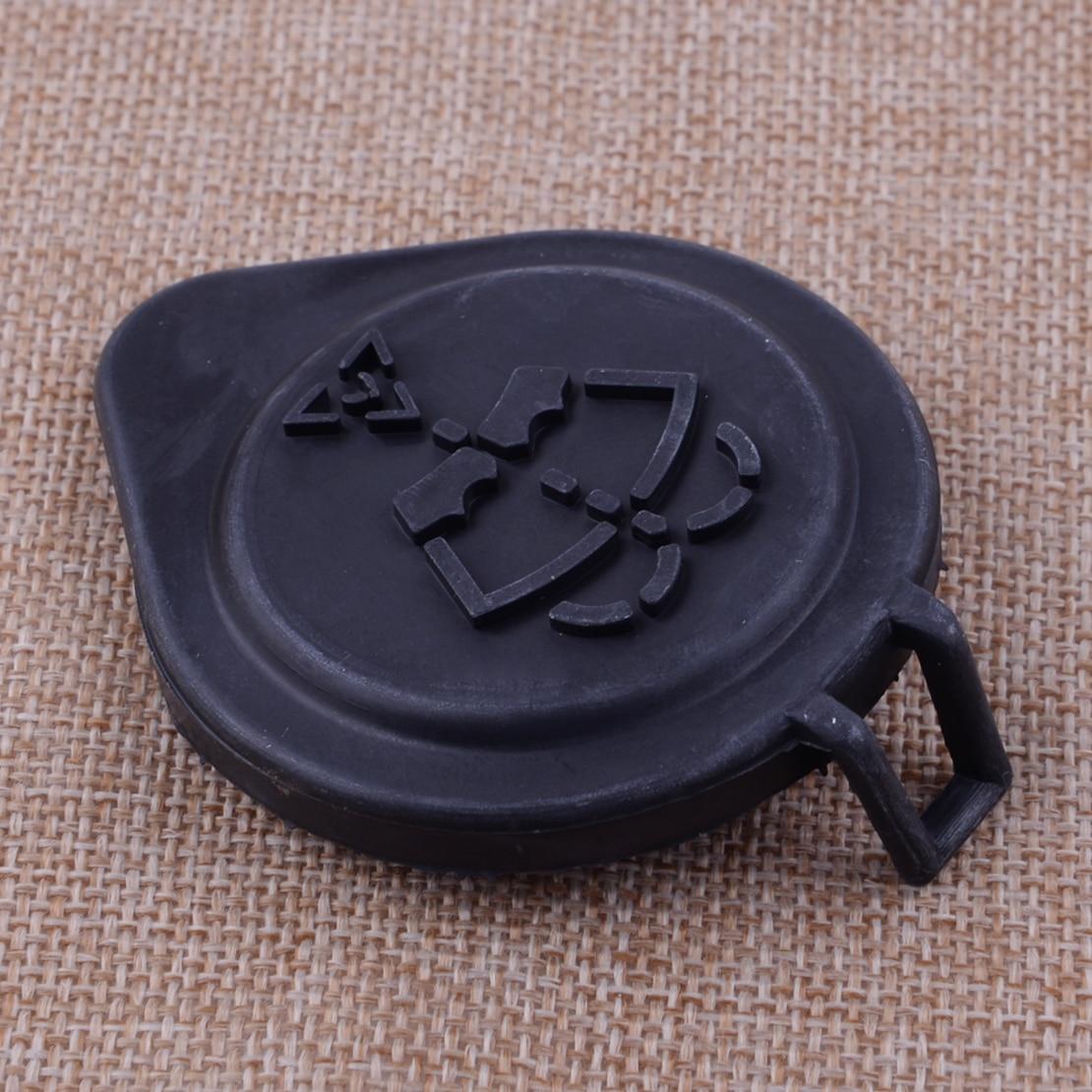 [해외]CITALL Black Windshield Washer Fluid Reservoir Filler Tank Cap Cover Fit for BMW 318i 320i 323i 325i 61661379054 Car Accessory/CITALL Black Windsh