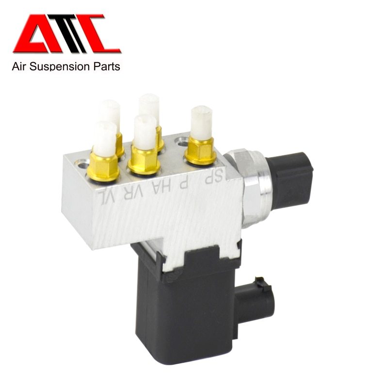 [해외]Air Suspension Air Pump Supply Solenoid Valve Block  For Mercedes Benz W211 E320 E500 E55 CLS55 E63 parts 2113200158 A2113200158/Air Suspension Ai