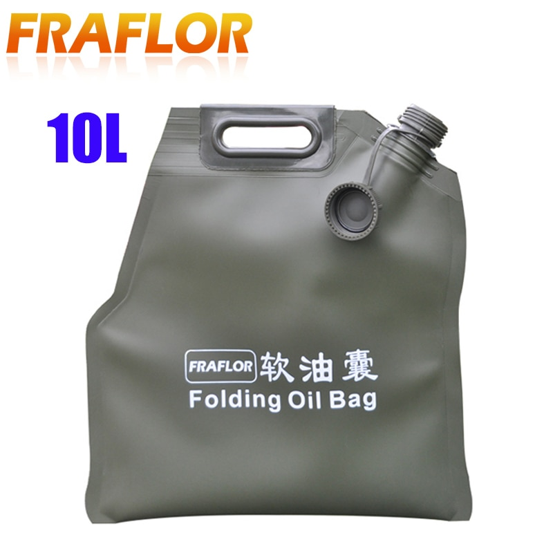 [해외]10L Portable Folding Petrol Cans Spare Oil Storage Fuel Tank Gasoline Bucket Durable Jerry Can Jerrycan Factory Direct/10L Portable Folding Petrol