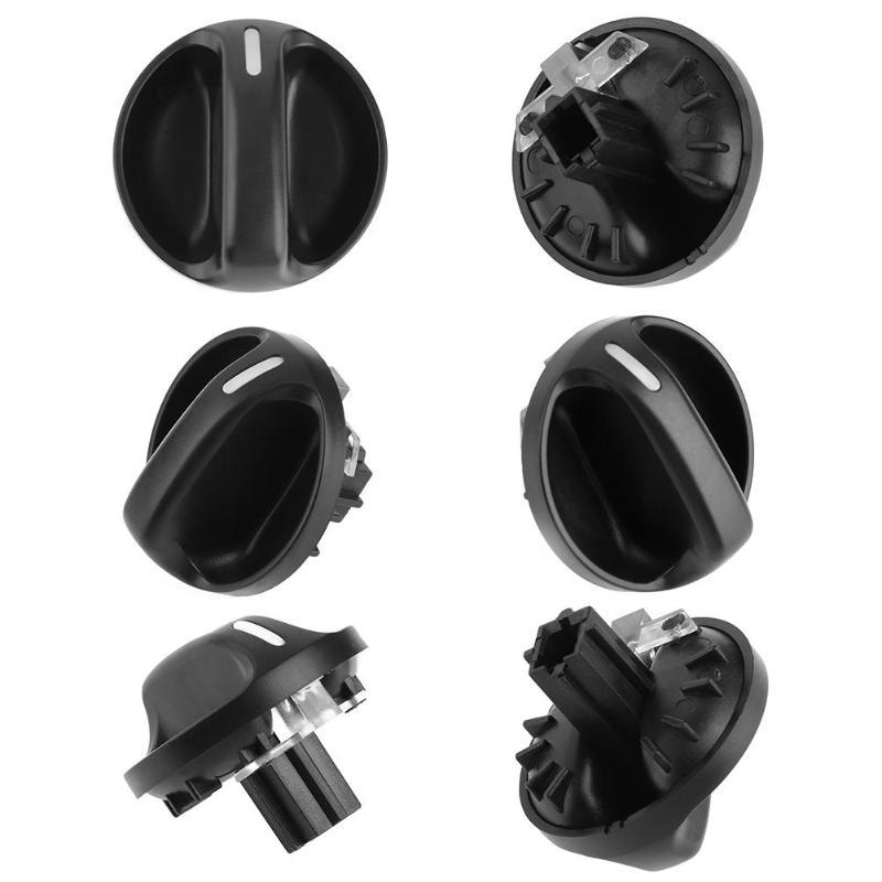 [해외]AC Air Conditioning Heat Control Switch Knob Heater Blower Fan Climate Control Knob for Toyota forTundra 2000-2006 Auto accessor/AC Air Conditioni