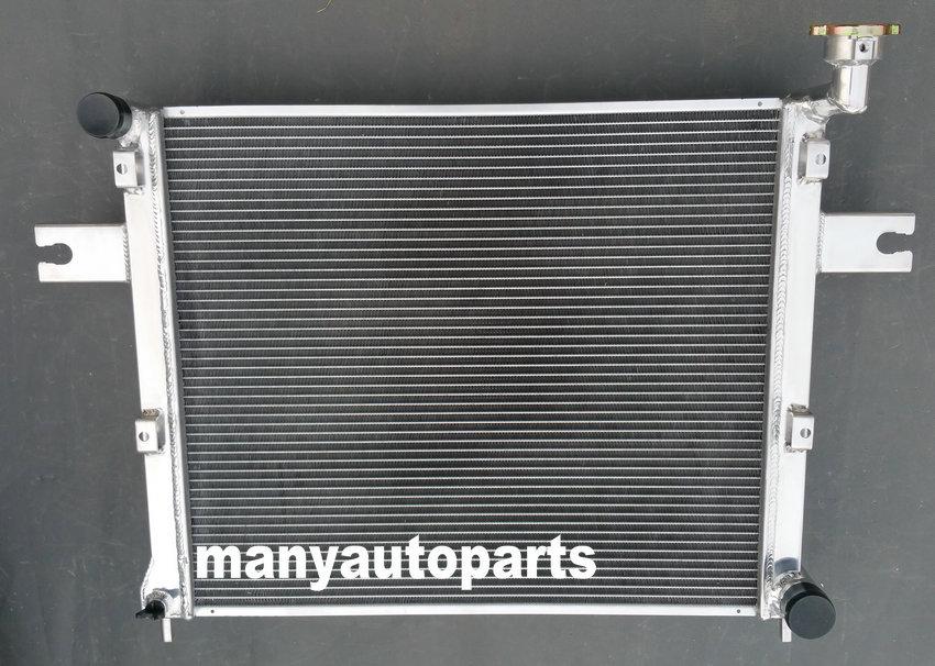[해외]full aluminum radiator FOR Jeep Commander 06-10 Grand Cherokee 05-10 3.0 3.7 V6 4.7 6.1 V8/full aluminum radiator FOR Jeep Commander 06-10 Grand C