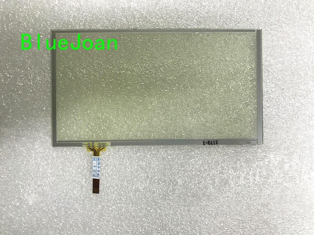 [해외]Wholesales Sh-arp 6.1 inch touch panel digitizer LQ061T5DG01F LQ061T5D for 2014 toyota camry Car GPS/DVD Navigation 5pcs/lot/Wholesales Sh-arp 6.1