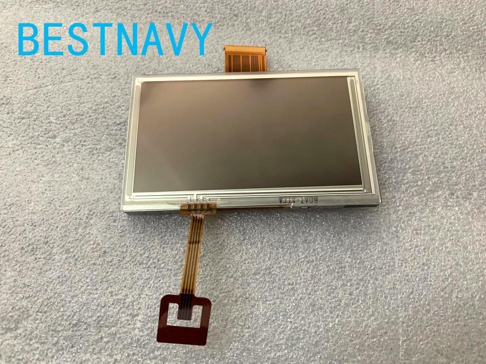 무료 postoriginal 새로운 4.3 인치 lcd 디스플레이 터치 스크린 디지타이저 c043gw01 v0 피아트 지프 크라이슬러 자동차 cd 네비게이션 오디오