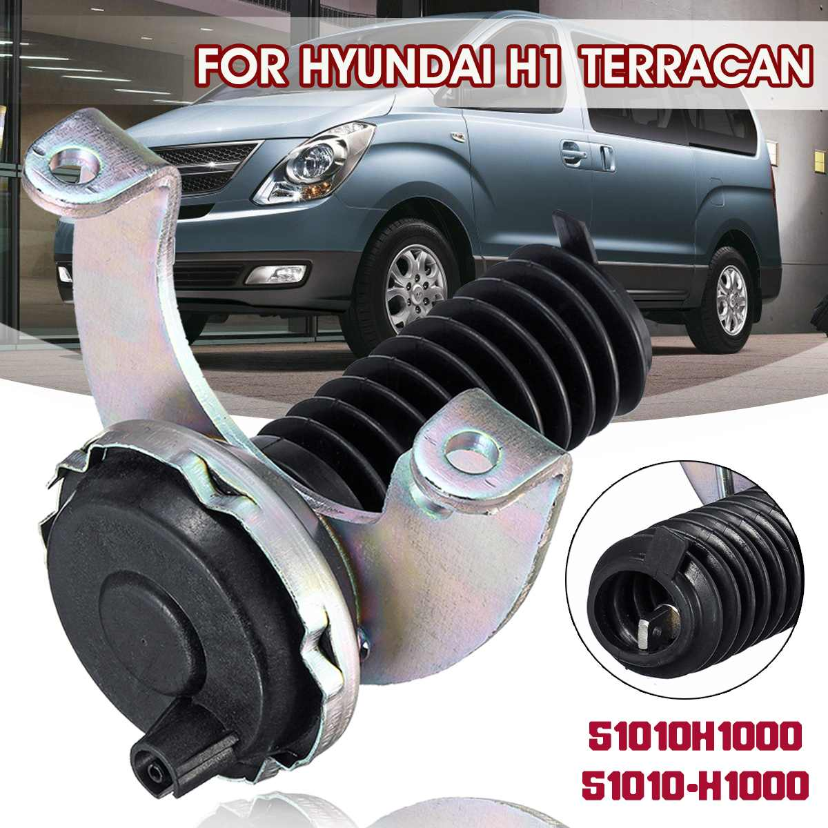 [해외]Car Front Freewheel Clutch Actuator Solenoid 51010H1000 For Hyundai H-1 2002-2007 Terracan 2001 2002 2003/Car Front Freewheel Clutch Actuator Sole