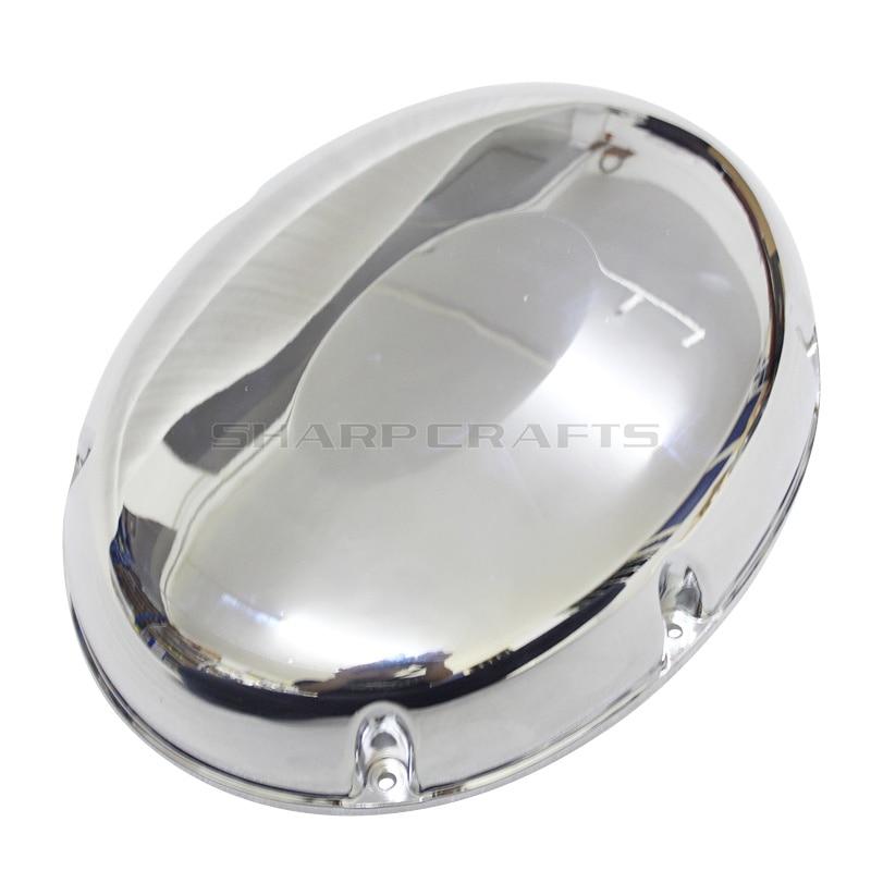 [해외]Motorcycle Chrome Air Cleaner Intake Case Cover Air Filter Cover Cap For Honda Shadow 750 ACE VT750 VT400 400 1997 - 2003/Motorcycle Chrome Air Cl