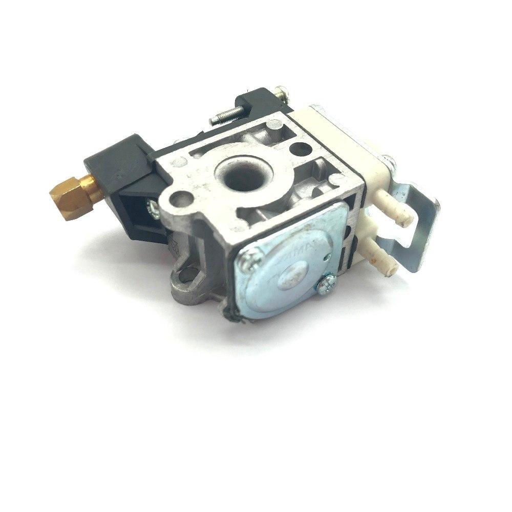 [해외]신품  Zama RB-K103 기존 기화기 8.33 mm 흡입 & amp; 7.6 mm 콘센트/New GENUINE Zama RB-K103 Original Carburetor 8.33 mm Intake & 7.6 mm Outlet