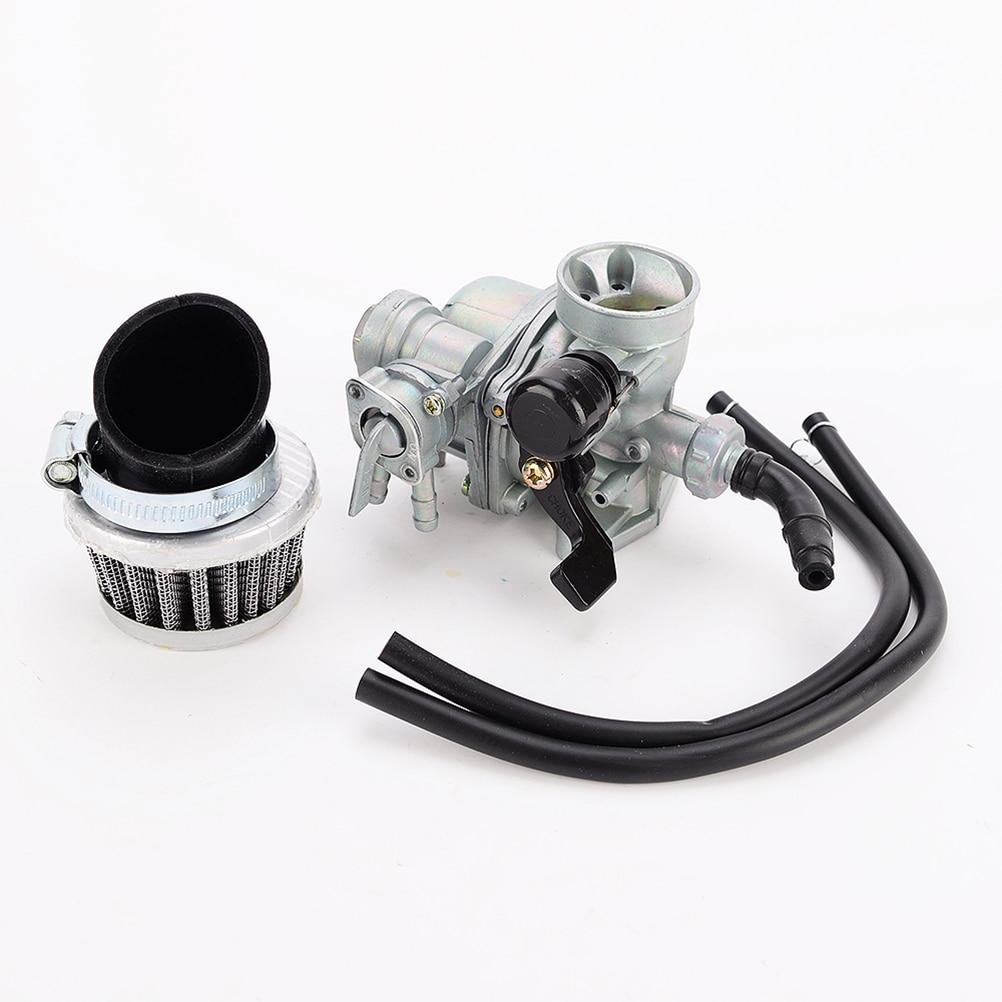 [해외]카뷰레터 오토바이 용 카본 혼다 ATV 3 휠러 ATC70 ATC 70/CarburetorAir Filter for Motorcycle CARB HONDA ATV 3-Wheeler ATC70 ATC 70