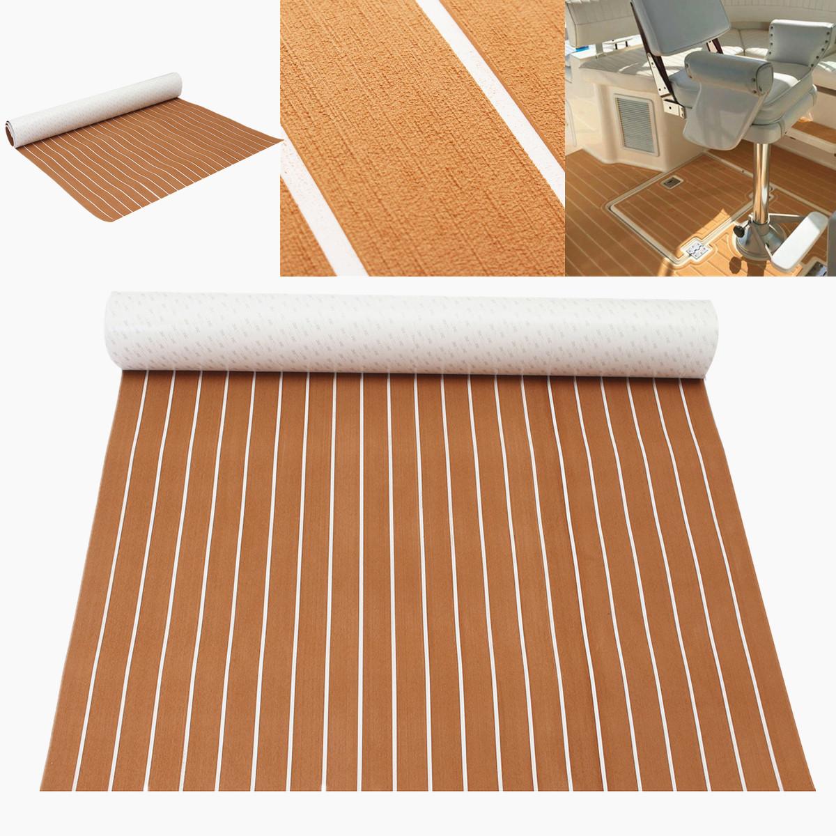 [해외]1200x2400x5mm 자기 접착제 티크 바닥재 EVA 폼 티크 시트 티크 보트 갑판 해양 자동차 요트 바닥 매트 합성 티크 패드/1200x2400x5mm Self Adhesive Teak Flooring EVA Foam Teak Sheet Teak Boat