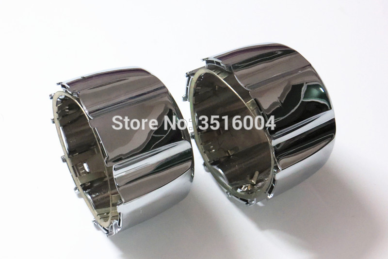 [해외]Mitsubishi Pajero Montero Shogun 2 II 1990-1999 용 4pcs 휠 센터 캡 커버 크롬/4pcs  Wheel Center Caps Cover Chrome for Mitsubishi Pajero Montero Shogun 2 II