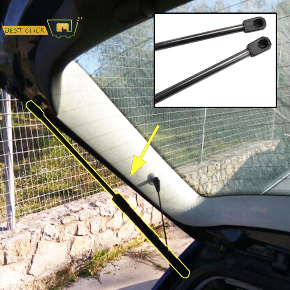 [해외]VW 골프 MK5 해치백 리프트 지원용 가스 스트럿 2003 - 2009 뒷문 2004 2005 2006 2007 2008 한 쌍의 뒷 트렁크 리프트 게이트/Gas Strut For VW Golf MK5 Hatchback Lift Support 2003 - 20