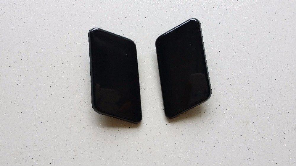 [해외]앞 범퍼 헤드 라이트 와셔 커버 모자 구멍 2009-2011 르노 Koleos/Front Bumper Headlight Washer Covers Caps Hole For 2009-2011 Renault Koleos