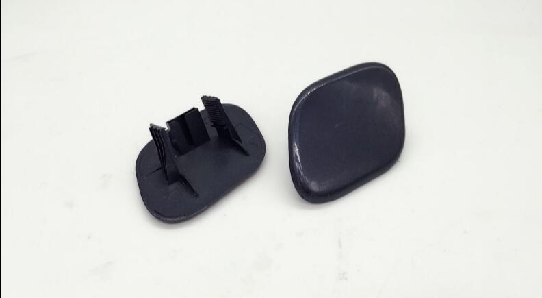 [해외]앞 범퍼 헤드 라이트 와셔 커버 2007 년 현대 산타페 캡 구멍/Front Bumper Headlight Washer Covers Caps Hole For 2007 Hyundai Santa Fe