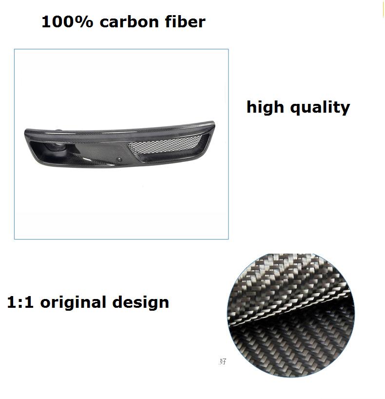 [해외]SUZUKI SWIFT 2,005에서 2,011 사이 전면 탄소 섬유 자동차 그릴 자동차 그릴에 대한/for  SUZUKI SWIFT 2005-2011 Front Carbon fiber Car  Grill Car grille