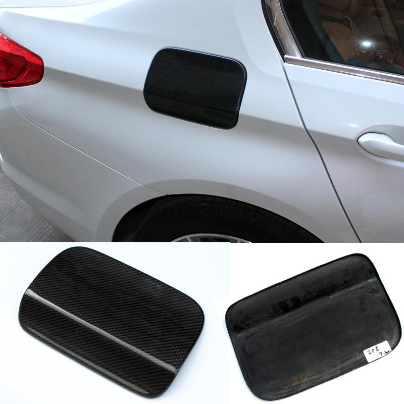 [해외]BMW 5 시리즈 G30 G38 용 탄소 섬유 연료 탱크 캡 커버/Carbon fiber fuel tank cap Cover Fit For BMW 5-Series G30 G38