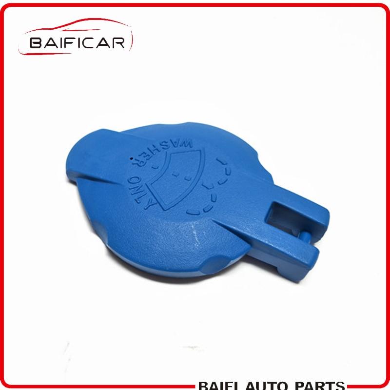 [해외]현대 Accent Sonata Elantra Genesis 98623-3K000 2006-2014에 대한 Baificar 브랜드의 새로운  앞 유리 와셔 저수지 CAP 표지/Baificar Brand New Genuine Windshield Washer Rese