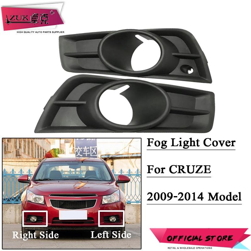 [해외]ZUK 앞 범퍼 운전 안개 조명 안개등 Foglights Foglamps Cover 시보레 크루즈 용 커버 2009 2010 2011 2012 2013 2014/ZUK Front Bumper Driving Fog Light Fog Lamp Foglights Fo
