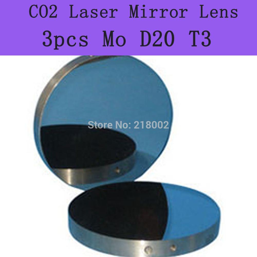 [해외] 모 미러 Co2 레이저 미러 직경 20mm, 두께 3mm, 3pcs / lot/Freeshipping  Mo Mirror Co2 laser mirror diameter 20mm  , thickness 3mm,3pcs/lot