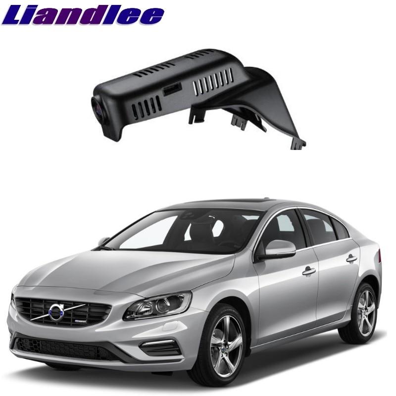 [해외]리 볼리 S60L S60L S80 V60 20002018 자동차 블랙 박스 WiFi DVR 대시 카메라 비디오 레코더 운전/Liandlee For VOLVO S60 S60L S80 V60 20002018 Car Black Box WiFi DVR Dash Came