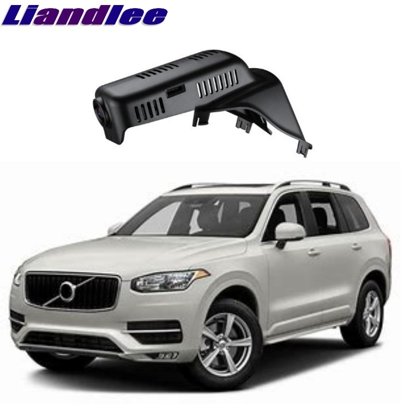 [해외]Liandlee For Volvo XC90 20022018 차량용 블랙 박스 WiFi DVR 대시 카메라 - 비디오 레코더/Liandlee For Volvo XC90 20022018 Car Black Box WiFi DVR Dash Camera Driving V